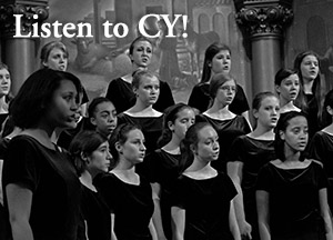 Listen to CY!